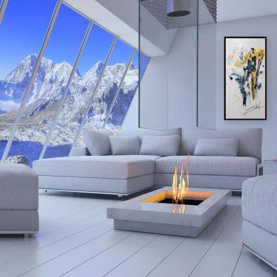 Mont-Blanc 40x20