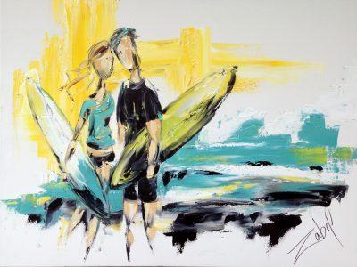 Surf & Love 30x40