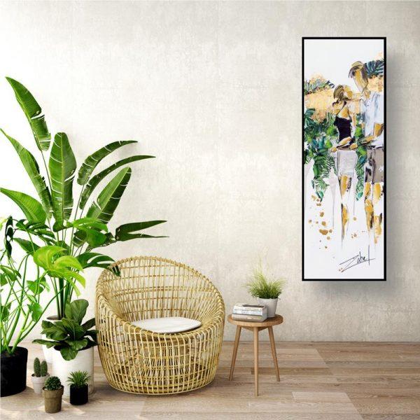 Amour Tropical 12x36 en Contexte style Palm Springs_web