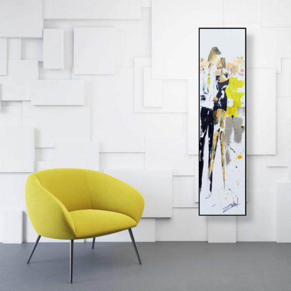 Chic Sunset Modern Design by Zabel