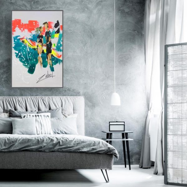 Surf and Neon in Home Decor_web