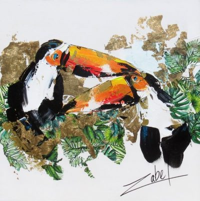 Toucans's love 24x24_web