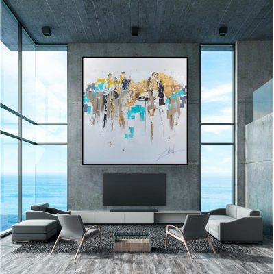 Tiffany Bistro 60x60