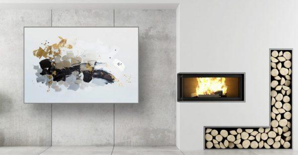 Slider site web Zabel Artiste-peintre abstrait art abstract