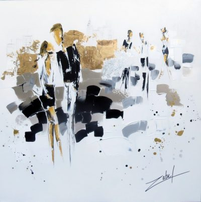 Together in the city 48x48
