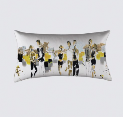 Private party cushion