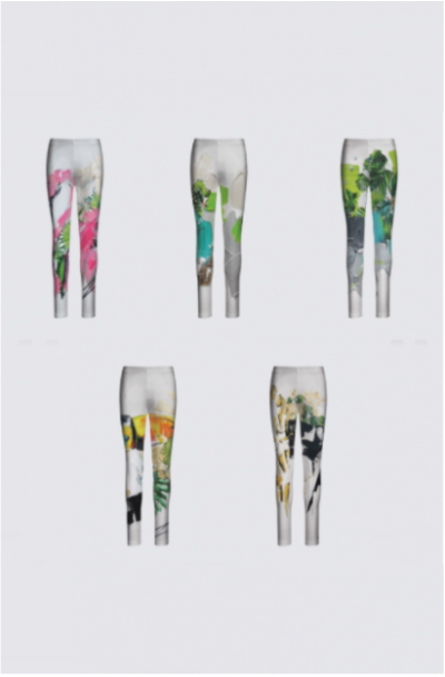 Chic Pants style Legging