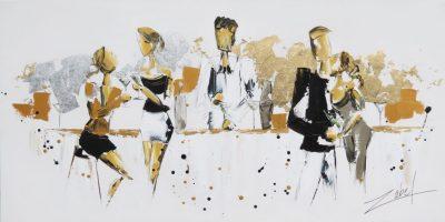 Bar à Martini-24x48
